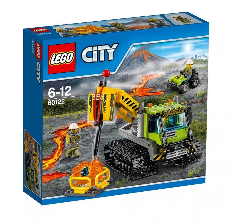 Klocki Lego City łazik Wulkaniczny 60122 Sklep Internetowy Dla
