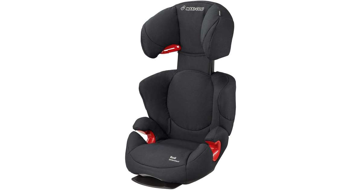 fotelik maxi cosi rodifix ap 15 36 kg isofix black raven. Black Bedroom Furniture Sets. Home Design Ideas