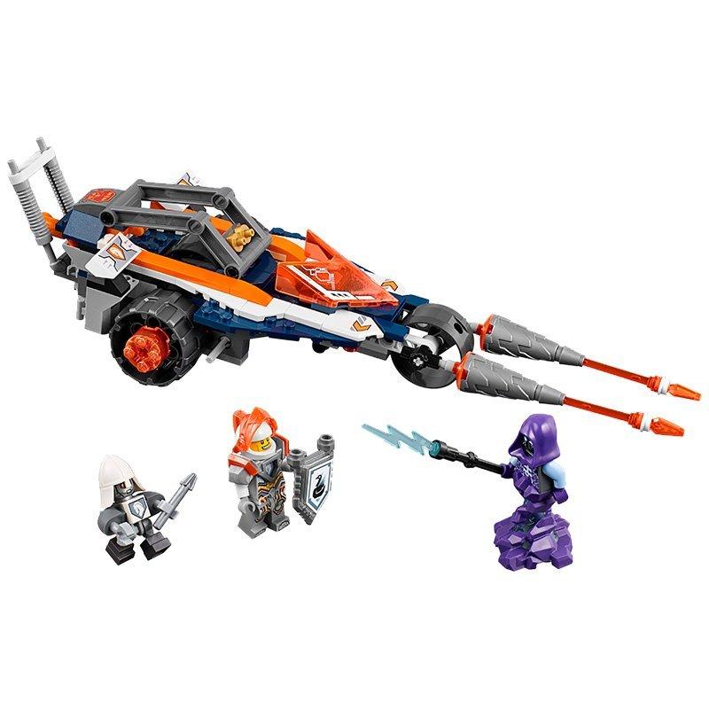 Klocki Lego Knights 70348 Bojowy Pojazd Lencea